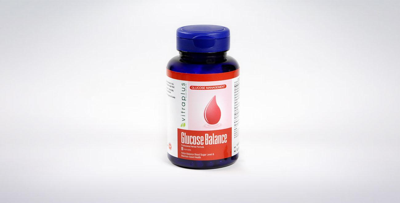 Vitraplus Glucose Balance